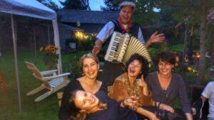 Accordeonist huren - Live accordeonmuziek
