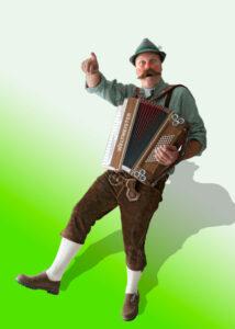 Tiroler accordeonist huren